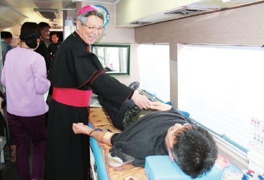 한마음혈액원, 천주교 수원교구와 사랑의 헌혈캠페인 시작